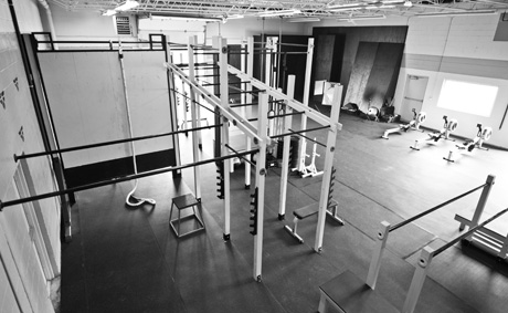 Indoor Workout Space