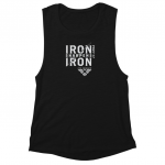 IronSharpensMuscleBlack